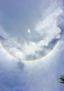 smiley face rainbow